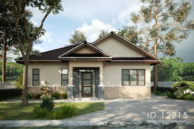 2 Bedroom Family House Id 12215 Beach House Plans Contemporary House Plans New House Plans Open house zimbabwe contact details