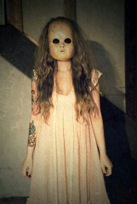 creepy doll halloween costume - Quick Scary Halloween Costumes