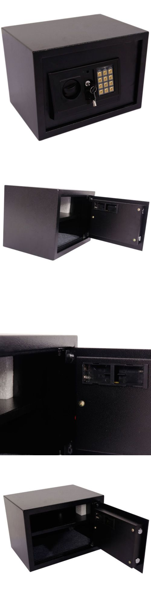 Safes 121836: Small Safe Box Digital Electronic Keypad Lock Depository Security Home Gun Lock -> BUY IT NOW ONLY: $36.99 on eBay!