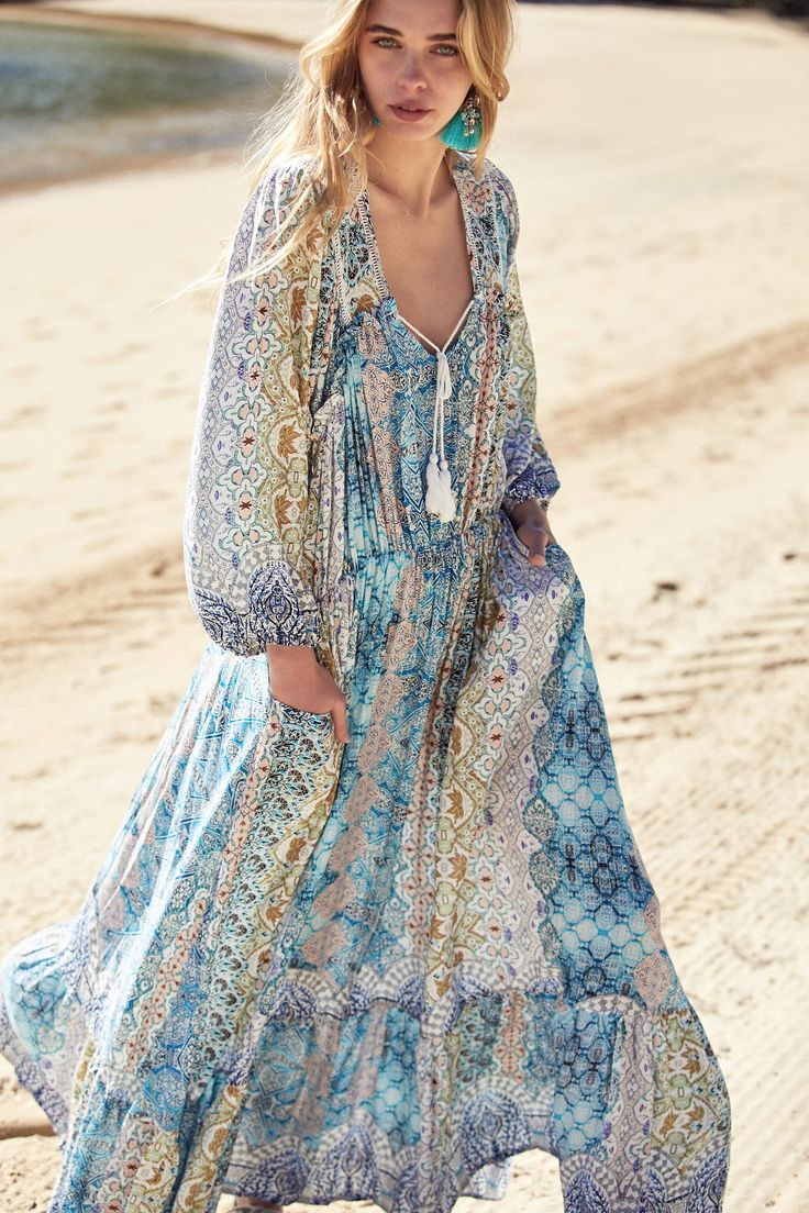 Jaase - Royal Dress - Desert Blue