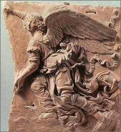 Flying Angel, Leonardo da Vinci, High Museum of Art, Atlanta