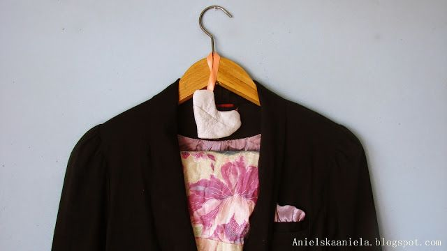 DIY TUTORIAL scented sachets  torebeczki zapachowe do samochodu, szafy i torebki