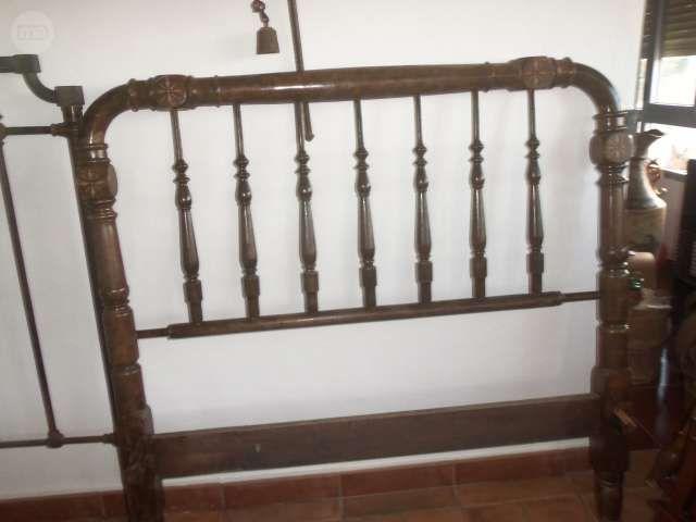 Cabeceros cama antiguos gallery of vendo lote de - Cabeceros cama antiguos ...