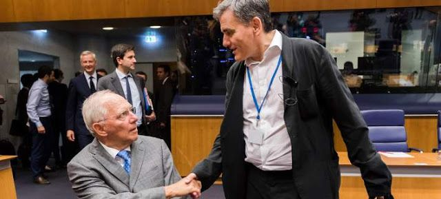 Άνεμος Αντίστασης: Εσχάτη προδοσία Τσίπρα στο Eurogroup. Συμφώνησε υπέρογκα πλεονάσματα μέχρι το 2060. Καμία απόφαση για το χρέος