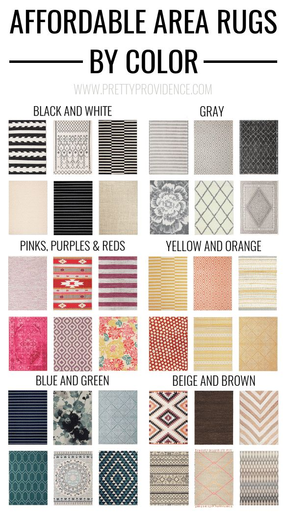 Stylish Affordable Area Rugs