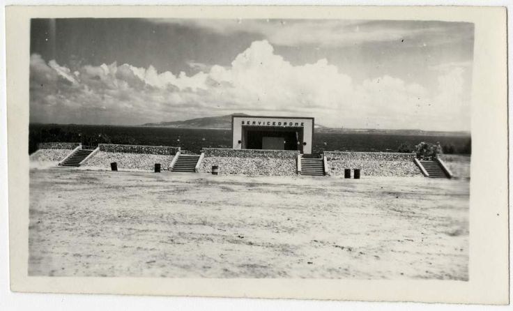 Military, USA, USAAF, Bases, Tinian Island. [photograph] | National Air and Space Museum