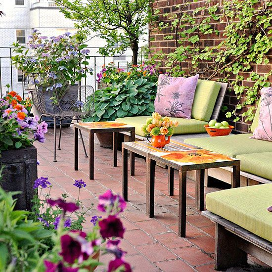 Look To Flowers And Plants For Color And Pattern   Are Your Flowerbeds  Focused On A