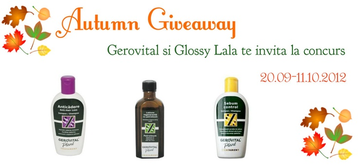Concur de toamna!:) http://glossylala.blogspot.gr/2012/09/autumn-giveaway-ro-only.html