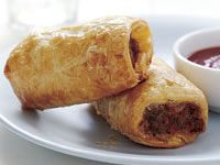 Aussie sausage rolls...Try this recipe from AWW