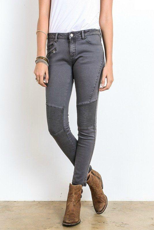 Griffin Moto Jeans (PRE-ORDER)