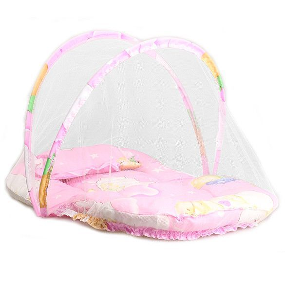 portable baby bed mosquito net
