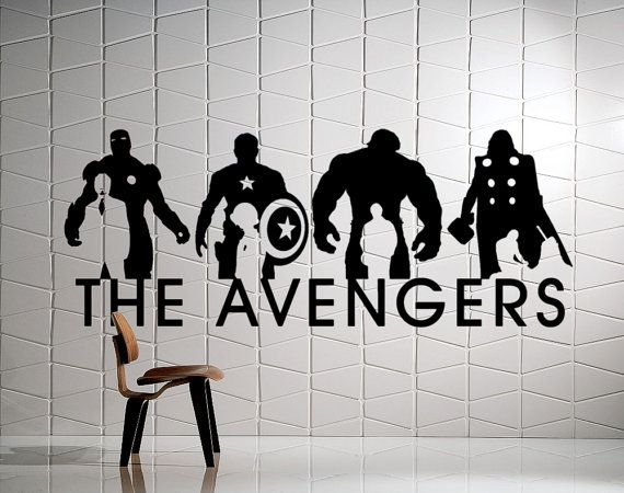 Hey, I found this really awesome Etsy listing at https://www.etsy.com/listing/215632054/the-avengers-wall-mural-ironman-captain