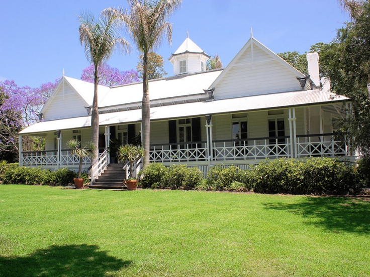 Country home stunning property australianhomes for Country house plans australia