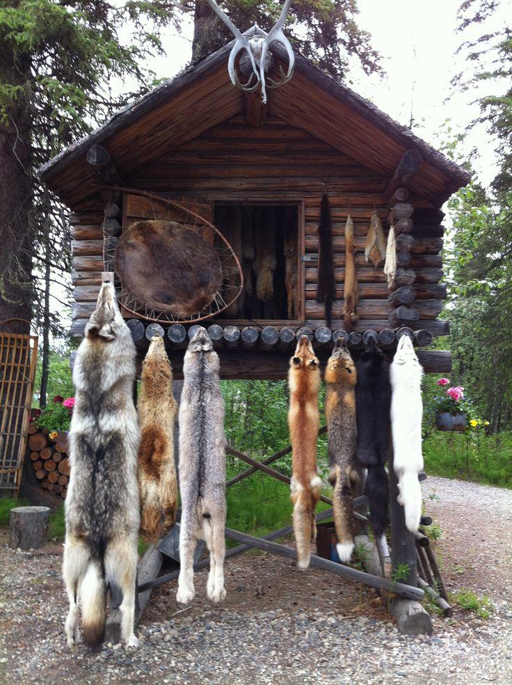 Visit An Ancient Indian Village Fairbanks Alaska