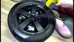 DIY – Wrapping Your Rims In Vinyl – NEVER PAINT YOUR RIMS AGAIN!