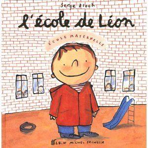 L'école de Léon, projet album cycle 1
