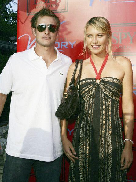 Maria Sharapova Andy Roddick Photos: Andy Roddick Hosts 13th Annual Espy Pre-Party