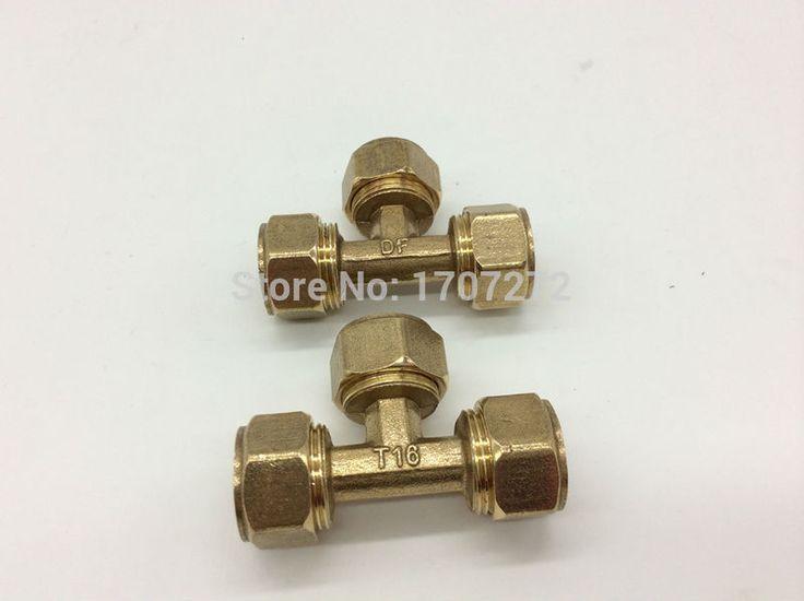 $9.41 (Buy here: https://alitems.com/g/1e8d114494ebda23ff8b16525dc3e8/?i=5&ulp=https%3A%2F%2Fwww.aliexpress.com%2Fitem%2FFree-shipping-1216-PEX-al-PEX-pipe-connector-female-thread-pipe-fitting-water-pipe-brass-tee%2F32589299302.html ) Free shipping 1216 PEX-al-PEX pipe connector female thread pipe fitting water pipe brass tee connector bsp thread for just $9.41