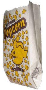 Sacchetti per Pop Corn (100 Pz)