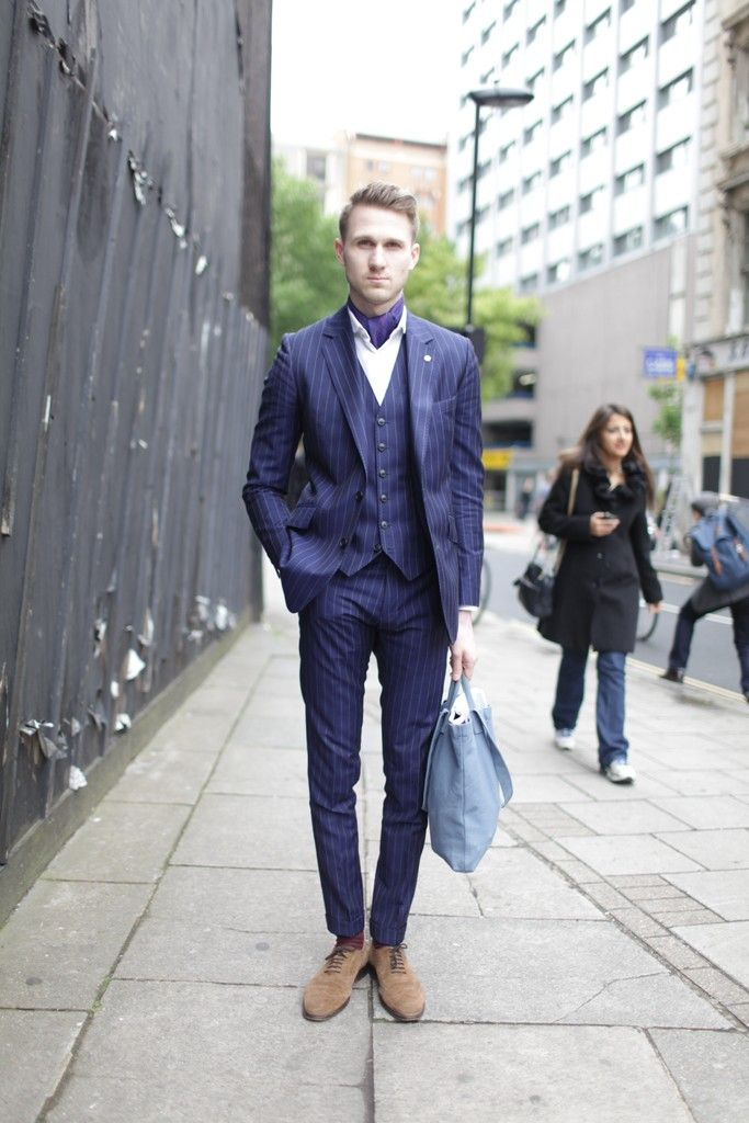 10 best images about Navy Suits on Pinterest | Men's suits, Brooks ...