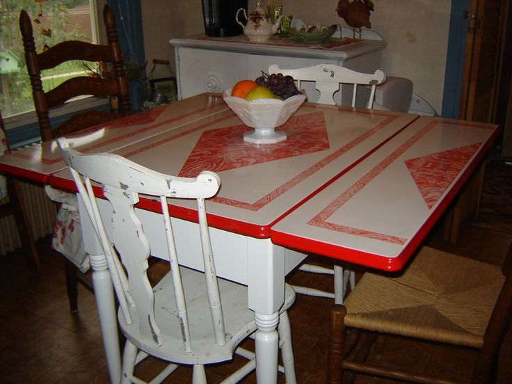 261 best vintage kitchen tables images on pinterest enamels enamel top tables vintage vintage enamel top table found in my mother in laws basement workwithnaturefo