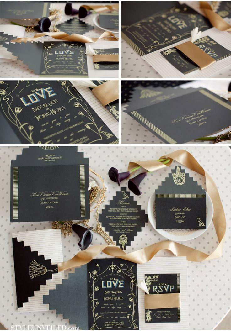 Egyptian Wedding Inspiration Wedding vendors involved include