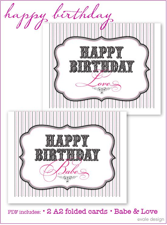 120 best Homemade cards for all occasions images on Pinterest - free birthday card printable templates