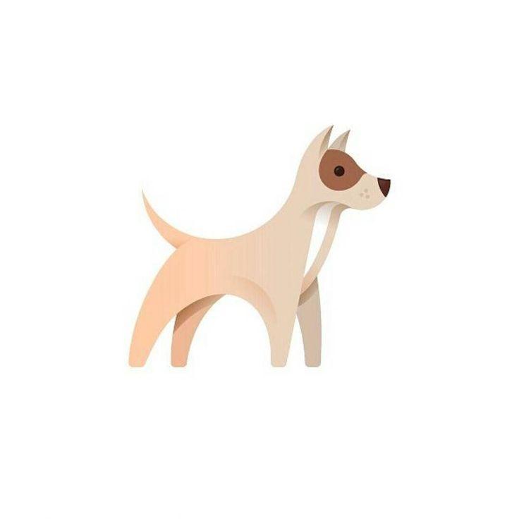 Dog logo idea design made by @alex.tsanev  #logoplace #designer #pixel #creative #icon #graphicdesign #creativity #flatdesign #adobe #illustrator #photoshop #branding #follow #photooftheday #picoftheday #dog by logoplace
