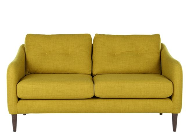 Content by Terence Conran Alban 2 Seater Sofa, Chartreuse