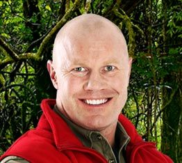 I'm a celebrity get me out of here Australia Barry Hall Network Ten