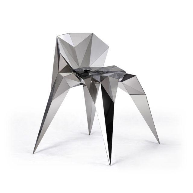cubism furniture. zhang zhoujie u2013 triangulation chair cubism furniture