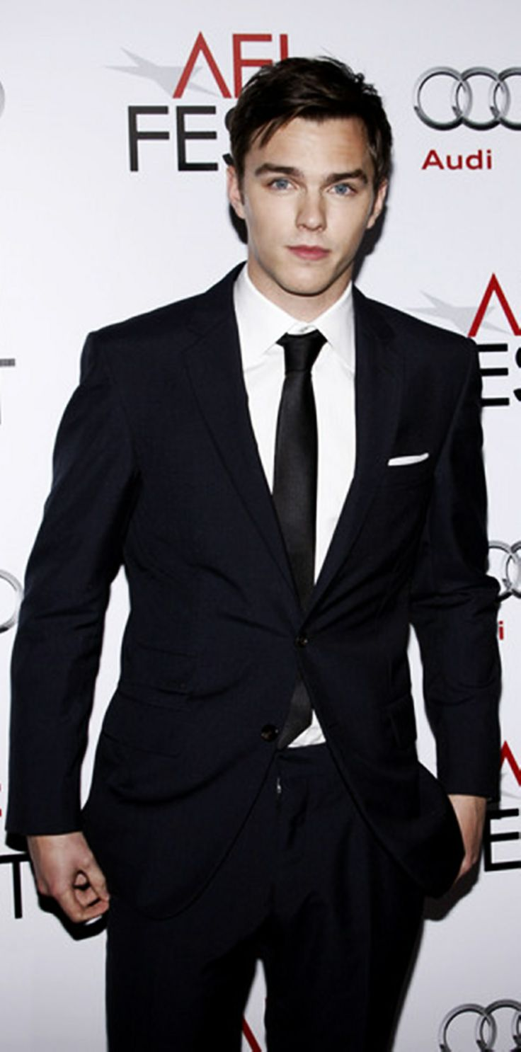 New celeb crush Nicholas hoult