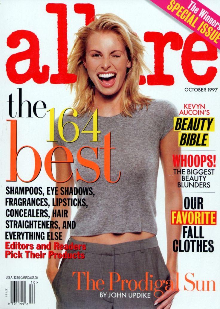Niki Taylor , Allure magazine october 1997