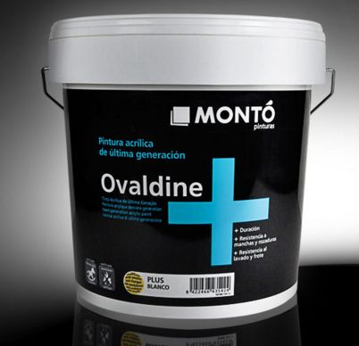 Conoce mejor Ovaldine+ de Montó Pinturas: http://montopinturas.com/ver/2461