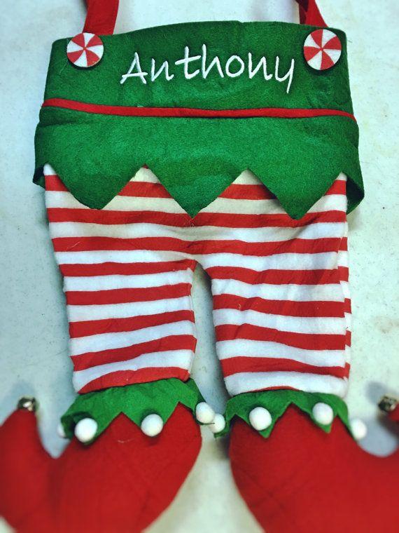 Nombre de elfo medias pantalón de Elf por OnTheBeachBoutique
