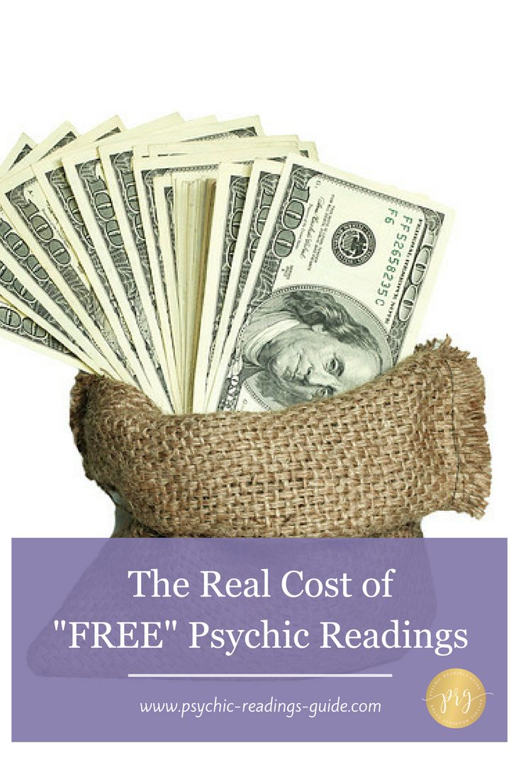 "Ever seen an ad for an ""Absolutely Free Online Psychic Reading"" online?  You might be wondering why on earth you'd pay for a reading when you could get it for free, right?!  Well, you know how they say ""There's no such thing as a free lunch""?  It's the same with readings. Let us show you behind the scenes and you'll start to see why 'free' psychic readings aren't always what they're cracked up to be."