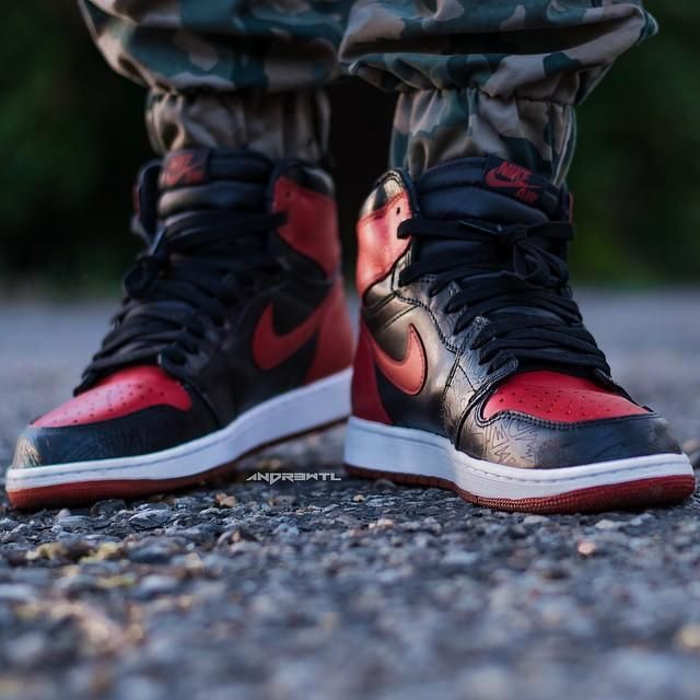 """You'll Wish You Stocked up on Jordan 1 """"Lasers"""" After Seeing These Dope Customs 