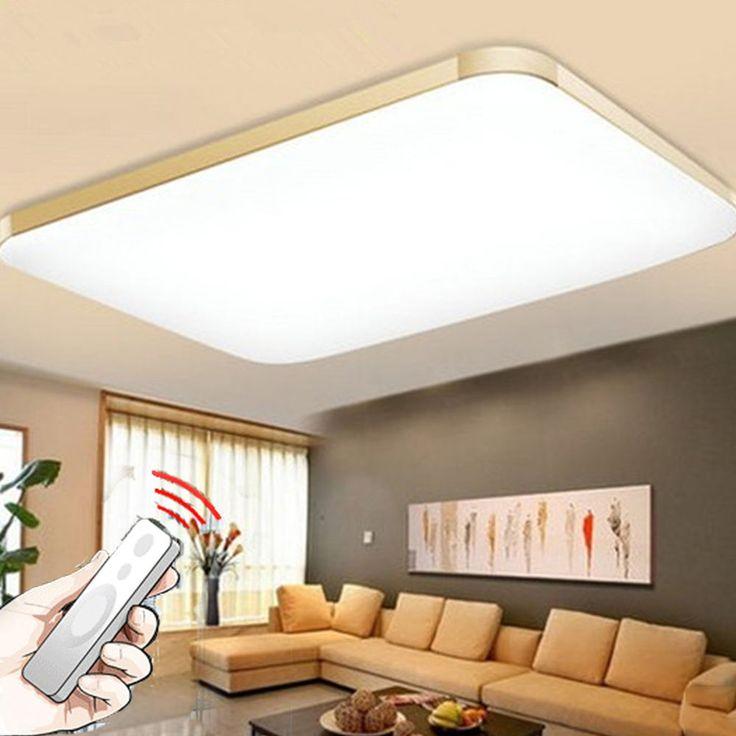 Trend Details zu Farbwechsel Deckenleuchte Led Dimmbar Lampe B ro Deckenlampe Beleuchtung DHL