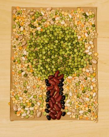 Activities: Create a Bean Mosaic!