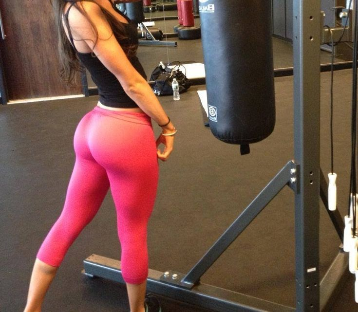 Jennifer Selter - GYM - Jen Selter intense workouts ._.