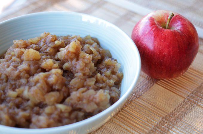 Simple Apple Sauce recipe!