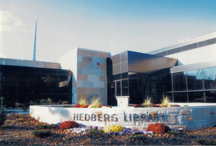 Hedberg Library Carthage College Ca 2000 Staubitz