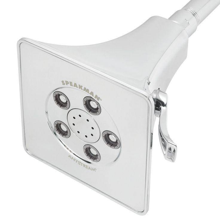 Speakman Rainier Multi-Function Shower Head | Shower Heads and Hand Held Shower Heads | Shower & Bath | Speakman