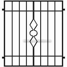 Resultado de imagen para rejas metalicas para ventanas