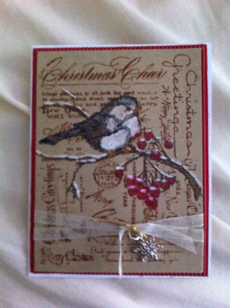 Stampendous stamps