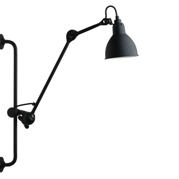 Bernard-Albin Gras Lampe Gras No 210 Wall Light Replica