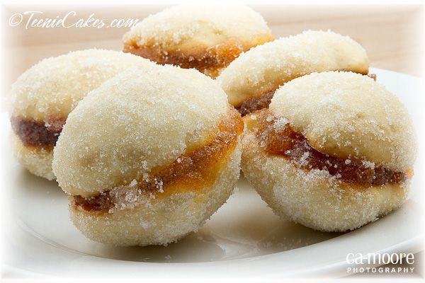 Besos (Kisses) -  A Mexican Sweet Bread    by teeniecakes #Bread #Mexican