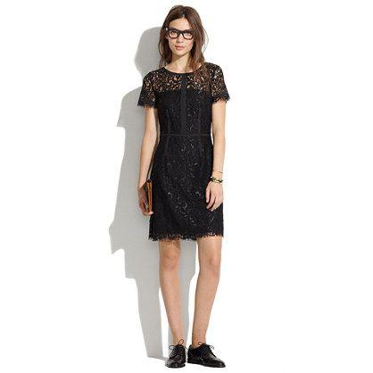 Night Lace Sheath - waist defined dresses - Women's DRESSES - Madewell: Bridesmaid Dresses, Sheath Dress, Dresses Skirts, Prom Dress, Defined Dresses, Madewell, Black Lace Dresses