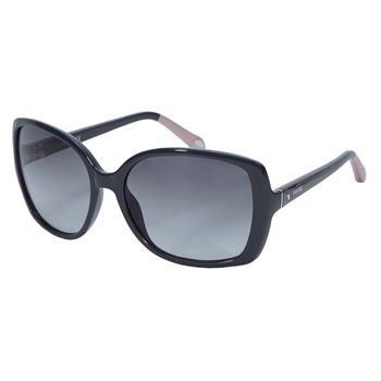 Fossil Square Color-Dipped Sunglasses