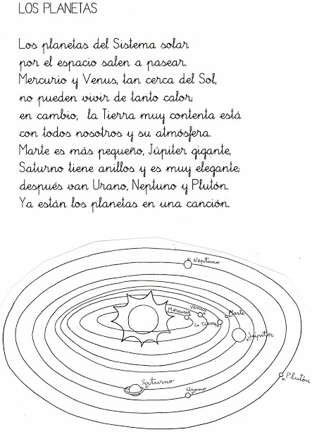 el universo en una cancion